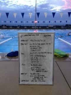 NTC Aquatics Morning Speed