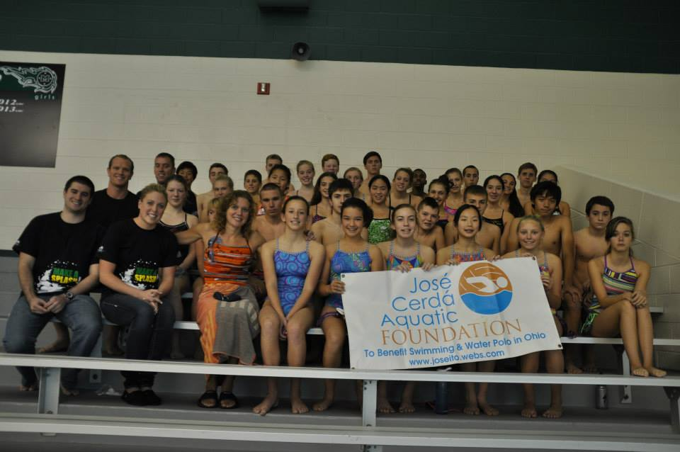 JCAF Swim Clinic