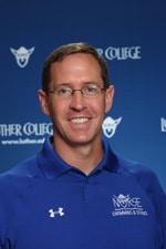 Lance Huber - Luther University (USA)