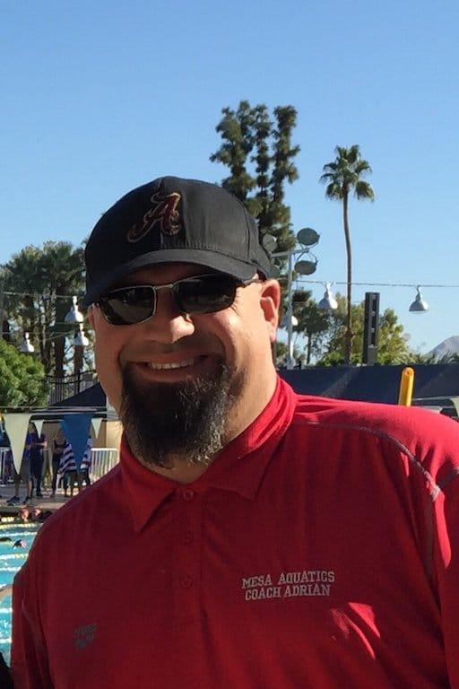 Adrian Dinis - Mesa Aquatics (USA)