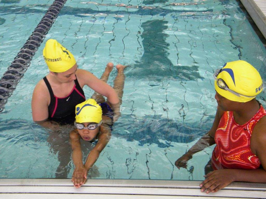 Swim Strong Foundation Classes