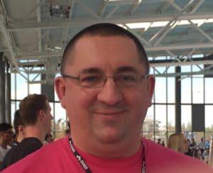 Ian Wright - City of Glasgow Swim Team (SCT)