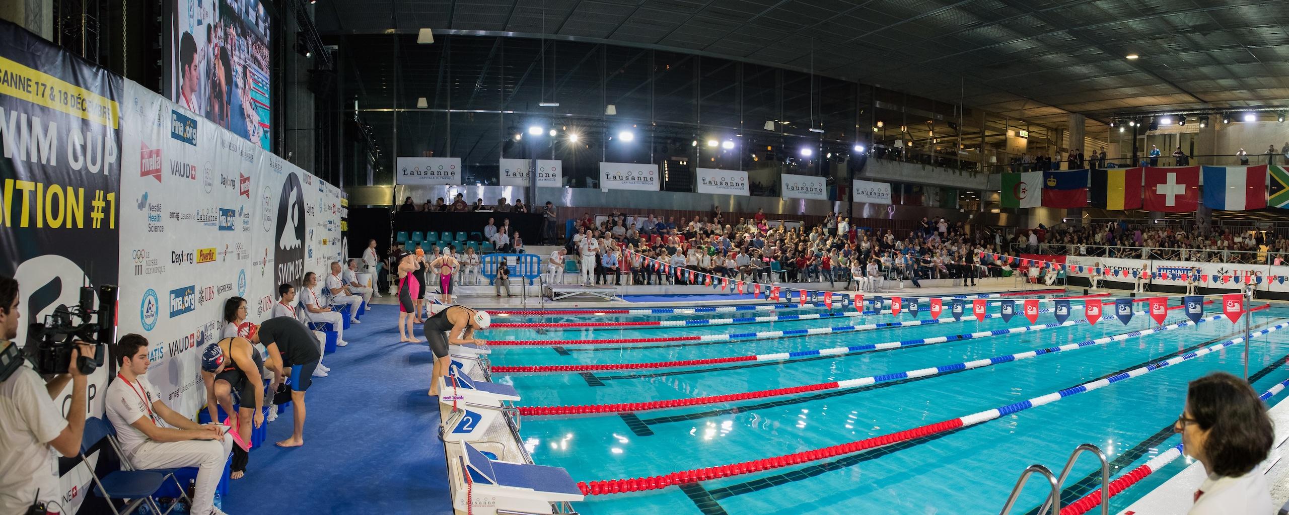 Lausanne Swim Cup
