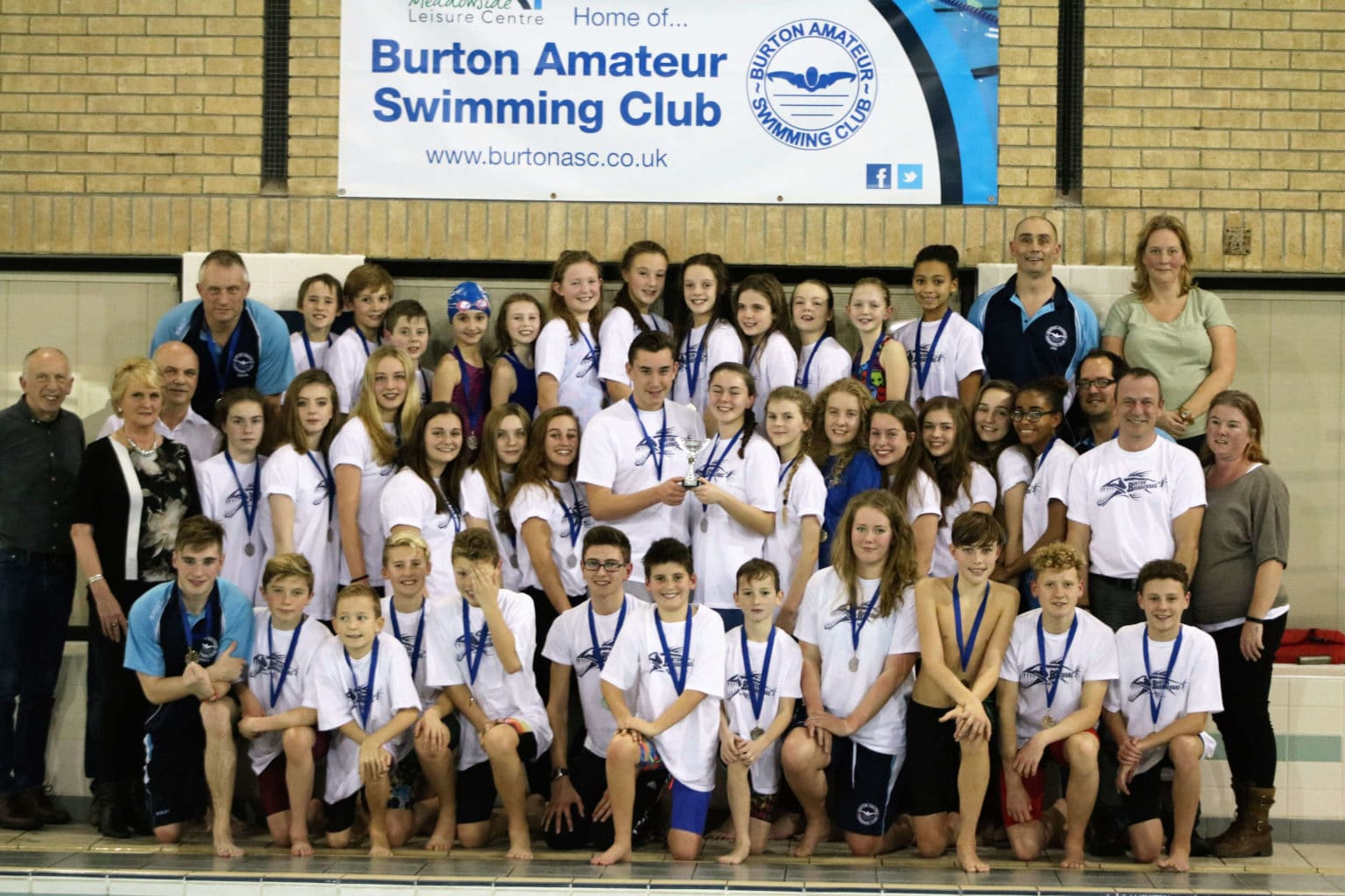 Burton Amateur Swim Club