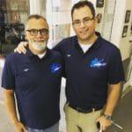 Marc Danin & Mike Murray - Islanders Aquatics (USA)