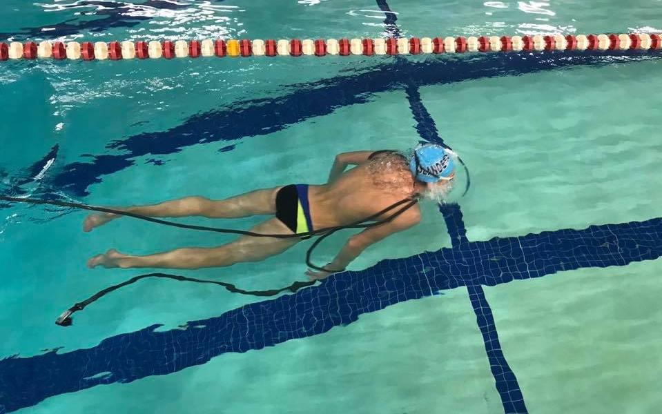 Nov 13, 2017 – Islanders Aquatics – Morning Power Into Enduring Speed